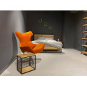 Mirasol - modern armchair in various finishes