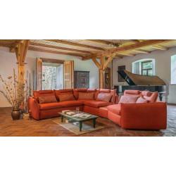Merida luxury modular sofa system