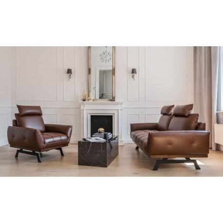 Nicea exclusive 2 seater sofa