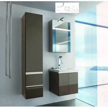 Cafe - lacquer bathroom set