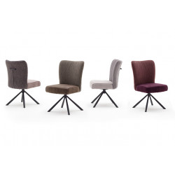 Santiago A dining chair with various legs options