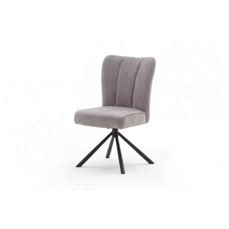 Santiago B dining chair with various legs options