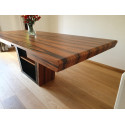 Vector - bespoke extendable dining table
