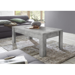 Diana concrete imitation coffee table