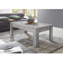 Diana concrete imitation coffee table