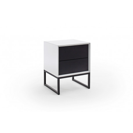 Cassan set of two bedside cabinets