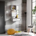 Wally III modern hallway furniture composition