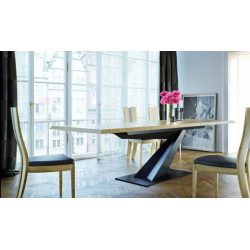 Prestige extendable dining table