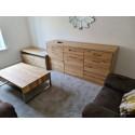 Blanca - solid wood sideboard
