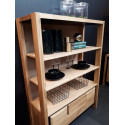 Nesco assembled open cabinet