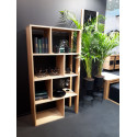 Nesco assembled bookcase
