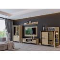 Nesco 180cm TV unit with decorative steel net