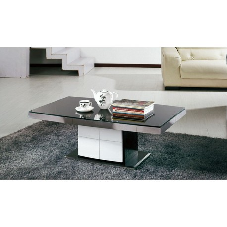 Merlin II - coffee table with storage