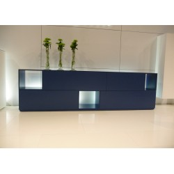Capri - bespoke TV Units in various colours and sizes