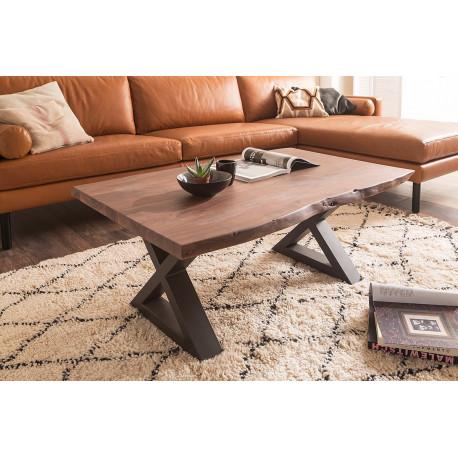 Cartagena Coffe Table Solid Wood Acacia