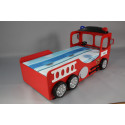 Fire engine-single bed