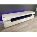 Laurent - high gloss tv unit