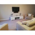 Amalia 190cm - High Gloss TV Unit