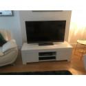 Amalia 140cm - High Gloss TV Unit