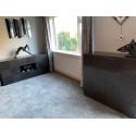 Miro grey gloss decorative highboard