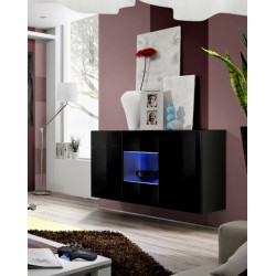 Fly II High Gloss Hanging Sideboard