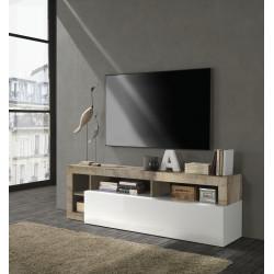 Hamburg TV Lowboard in High Gloss
