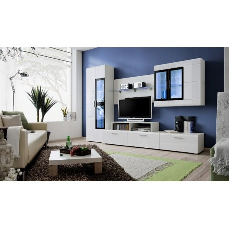 Krone I wall set - white