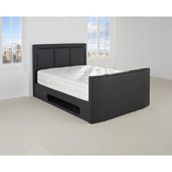 "The Cabaret Super King Size TV Bed with 32"" smart Samsung"
