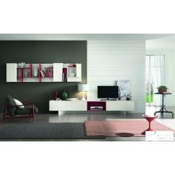Credo III- lacquer lounge set