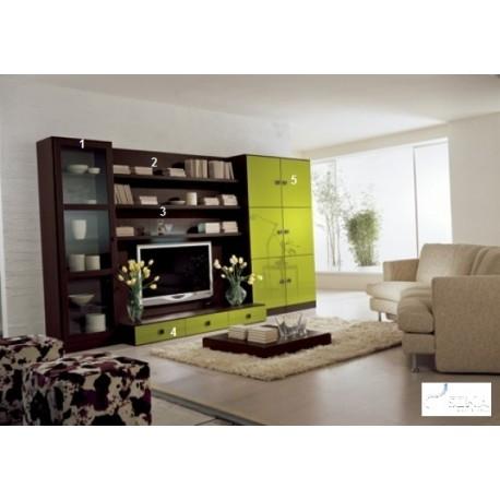 Carlo - lacquer wall set