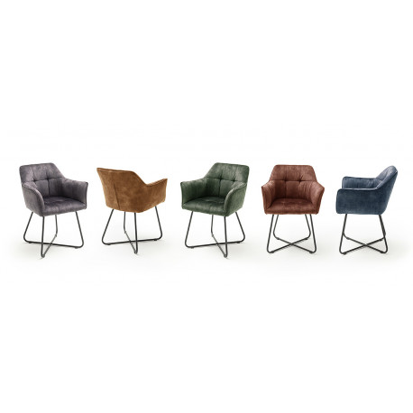 Panama dining chair in various colours
