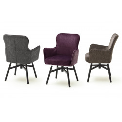 """Sheffield """"B"""" swivel dining chair with pocket springs in various colours"""