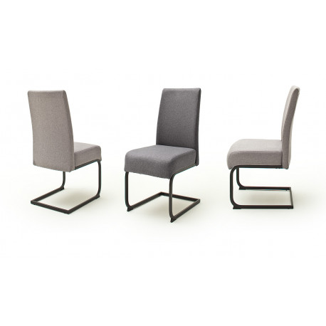 Estella modern dining chair with pocket springs
