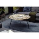 Nevis mango wood coffee table