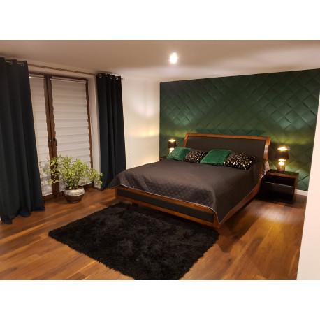 Vigo solid wood bed