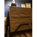 Pik assembled low display cabinet
