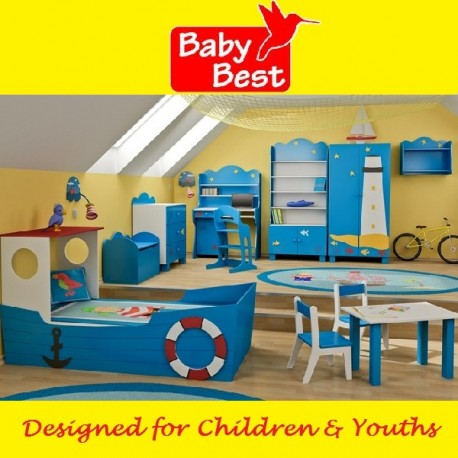 Boat - bedroom starter set