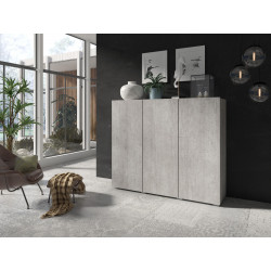 Delos Sideboard in Colorado Concrete finish
