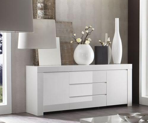 Sideboard Domo Design : Amalia ii gloss sideboard furniture sets 606 sena home furniture