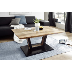 Bedford Coffee Table in Solid Acacia Wood