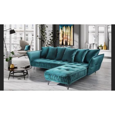Laviano corner sofa