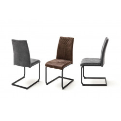Aosta chair in vintage style