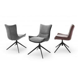 Kitami modern dining rotation chair