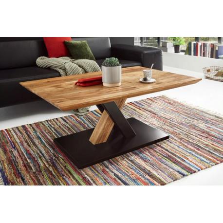 Maverick Solid Acacia Coffee Table