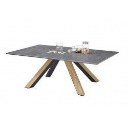 Mia Coffee Table with ceramic top