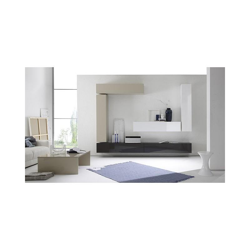 box shelf wall units sena home furniture. Black Bedroom Furniture Sets. Home Design Ideas
