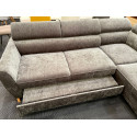 Fast Delivery - Novel Corner Sofa Bed