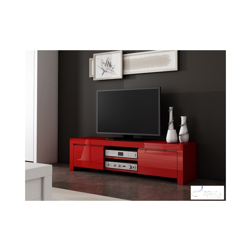 Uno Lacquer Tv Stand Tv Stands 619 Sena Home Furniture