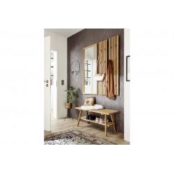 Alvar Hallway in oiled Oak Finish