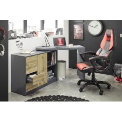 Mantua Swivel Computer Desk